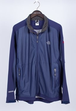 Vintage Blue Track Top Jacket The North Face .