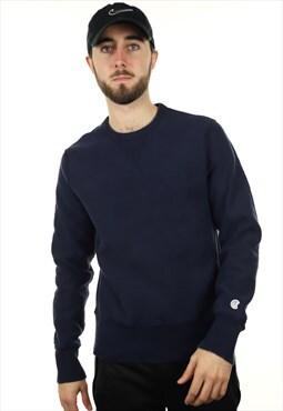 Vintage CHAMPION x TODD SNYDER Sweatshirt Navy
