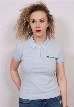 Lacoste Light Blue Polo Shirt