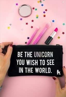 Be The Unicorn Make Up Bag
