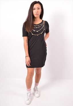 Vintage Moschino Dress Black