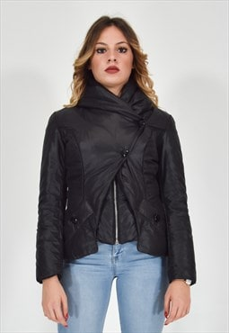 VERSACE JEANS casual black jacket