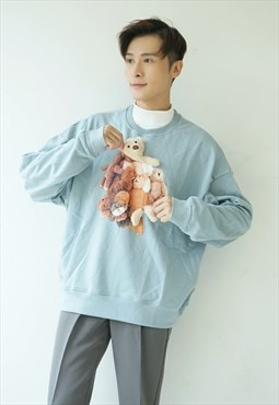 MEN'S Bear sweatshirt