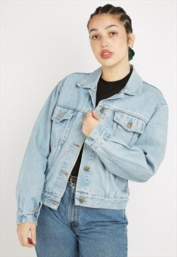 Vintage Moschino Denim Jacket