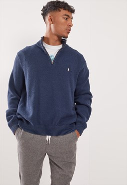 Vintage Ralph Lauren 1/4 Zip-Up Sweatshirt
