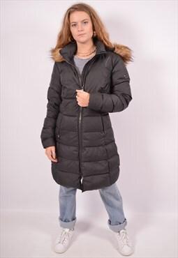 Vintage Best Company Padded Coat Black