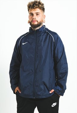 Vintage 90s Nike Windbreaker Jacket / S2734