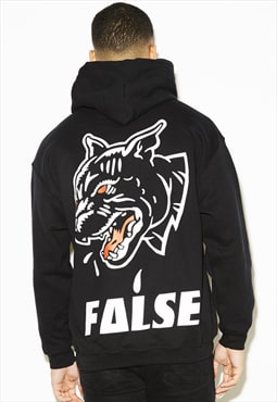 False Black Hoody