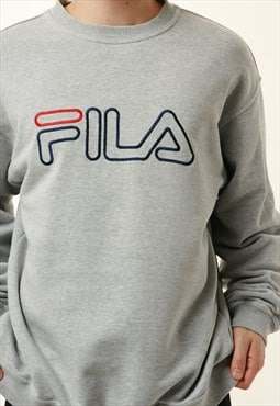 90s Vintage Oldschool FILA Cotton/P Sweatshirt 16276