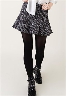 """Maddison"" - tweed skirt"