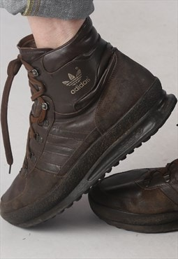Adidas 80's / 90's Boots Hi Top trainers UK 10.5 , RARE (L1B