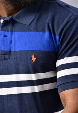 Ralph Lauren Striped Polo T-Shirt PS1098