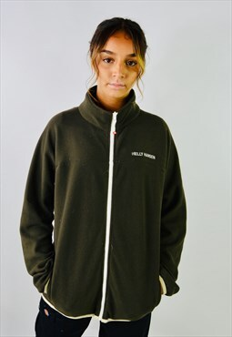 Helly Hanson Embroidered Fleece Jacket