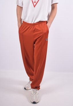 Vintage Fred Perry Tracksuit Trousers Orange