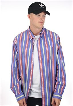 Vintage POLO RALPH LAUREN Striped Long Sleeve Shirt