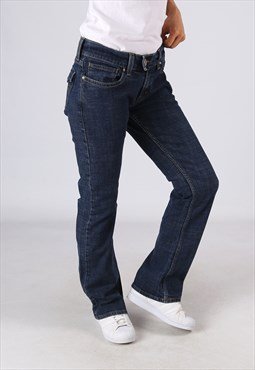 Tilted Flare LEVIS 542 Denim Jeans Flared UK 12  (K9DL)