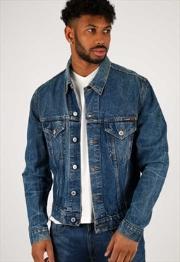 Vintage Schott Denim Jacket NJ1495