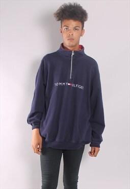 Vintage Tommy Hilfiger 1/4 Zip Sweatshirt