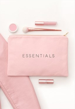 Essentials - Blush Pink Pouch