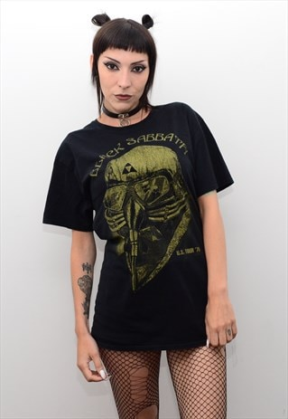 BLACK SABBATH BAND TEE