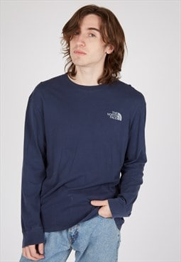 Vintage The North Face Long Sleeve T-Shirt