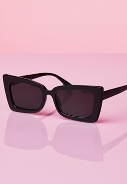 Keep It Cool Sunglasses - BLACK