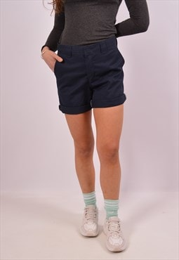 Vintage Dickies Casual Shorts Navy Blue