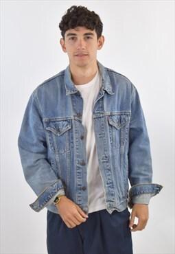Vintage 90s Blue Levi's Denim Jacket