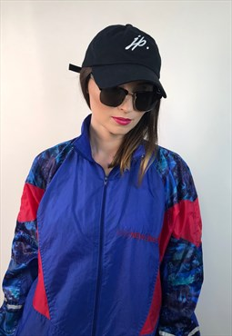 90s new line purple Jacket windbreaker vintage