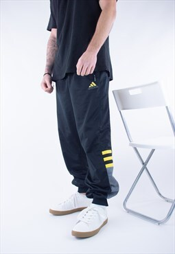 Vintage 90's Adidas Sport Jogger Pant Trousers