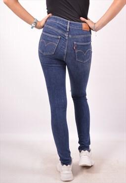 Vintage Levi's 721 Jeans Skinny Blue