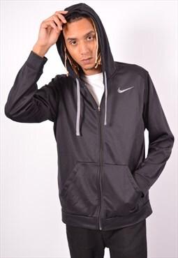 Vintage Nike Hoodie Sweater Black