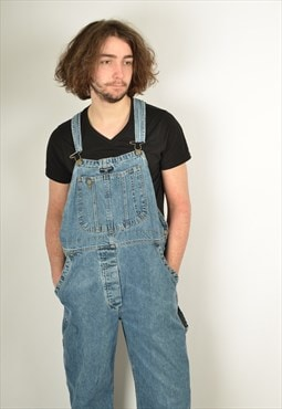 Vintage Polo Ralph Lauren Dungarees Blue Denim