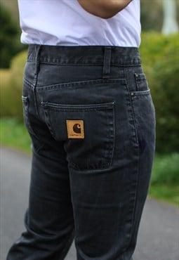 Vintage Charcoal Carhartt Klondike Jeans