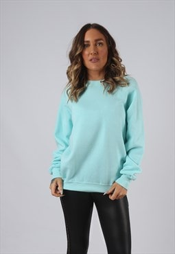 Sweatshirt Jumper Oversized LEE Plain UK 14 (HW5O)