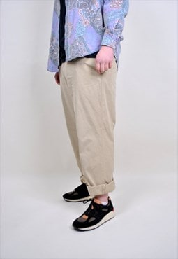 Vintage Ralph Lauren pants, POLO RL chinos trousers