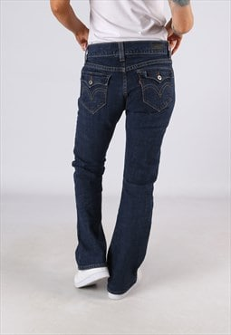 Tilted Flare LEVIS 542 Denim Jeans Flared UK 12   (9DL)