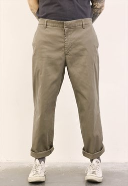 Dockers Vintage 1980s Grey Trousers