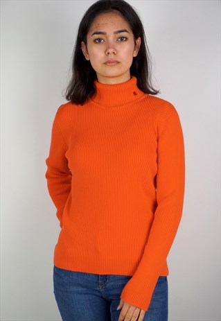VINTAGE 90'S RALPH LAUREN ROLL NECK JUMPER
