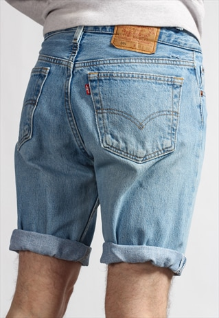 VINTAGE LEVI'S DENIM SHORTS