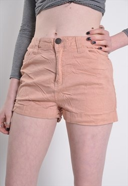 Vintage Dickies Hot Pant Shorts Brown 28'