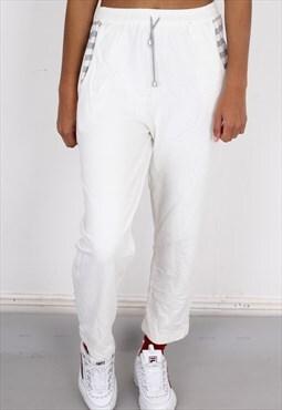 Vintage White Track Pant