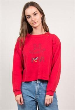 Mickey Mouse Disney Vintage Sweatshirt
