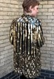 GO FOR THE GOLD- 80S SEQUIN DISCO JACKET