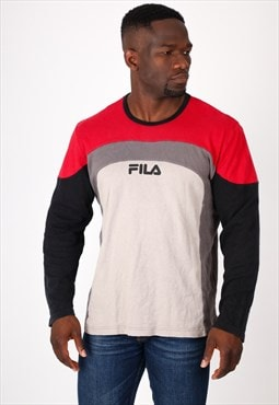 Vintage Fila T-Shirt NSW508