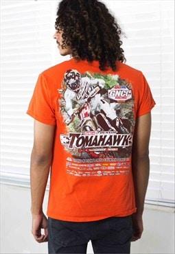 Vintage Tomahawk Racing T-Shirt Logo 90s M 7.0
