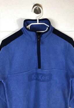 Vintage Kickers Fleece Purple