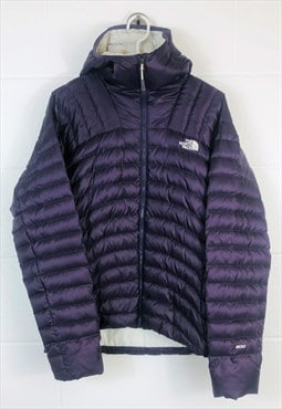 Vintage The North Face Puffer Jacket - 600 Purple