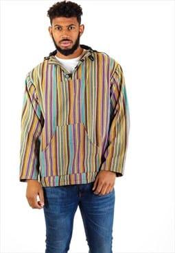 Vintage Baja Hooded Jacket  J2718
