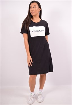 Vintage Calvin Klein Dress Black